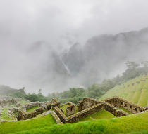 Misty Machu Picchu I by Tom Hanslien