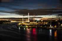 Stockholm/Grönalund von Jürgen Bode