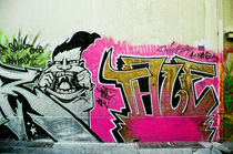 Graffiti, Athens von Christian Hansen