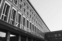 Zentralflughafen Tempelhof-Berlin von Christian Hansen