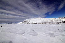Schneelandschaft by Jens Berger