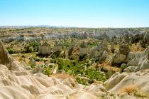 The Valley Of Love in Cappadocia, Turkey von tkdesign