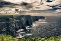Cliffs Of Moher Ireland by Giovanni Chianese