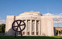 Theater Volksbühne - Berlin-Mitte by captainsilva