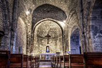 Le Castellet Medieval Church (France) by Marc Garrido Clotet