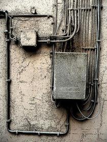 Stromkasten von Anke Wetter