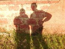 Shadows by Florentina Necunoscutu de Carvalho