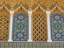 Moroccan wall art 2 by Florentina Necunoscutu de Carvalho