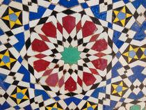 Walls in Morocco by Florentina Necunoscutu de Carvalho