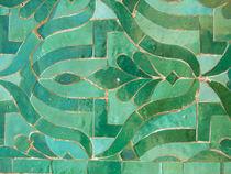 Moroccan wall art 3 by Florentina Necunoscutu de Carvalho