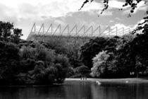 Leazes Park Lake by John Ellis