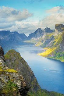 Fjord von Maciej Markiewicz