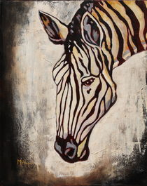 Zebra by Marie-Ange Lysens