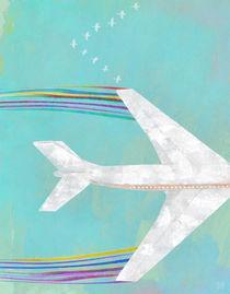 Plane Geese by Steve Moors