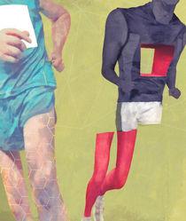 The Runners von Steve Moors