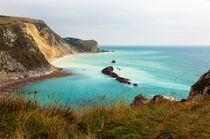 Jurassic Coast, Dorset by Louise Heusinkveld