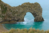 Durdle Door, Dorset by Louise Heusinkveld