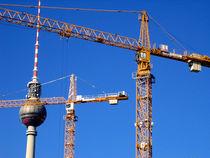 Berliner Fernsehturm by Simone Wilczek