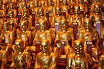 Buddha von Simone Wilczek
