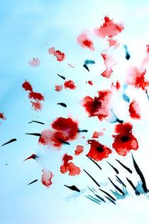 Winterflowers von Maria-Anna  Ziehr