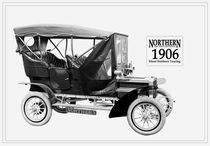 Northern Silent Touring Car #2. 1906. von chris kusik