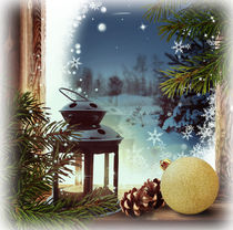 Christmas background von larisa-koshkina