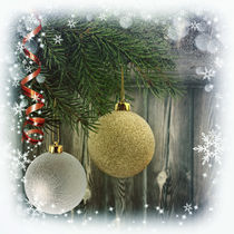 Christmas background by larisa-koshkina