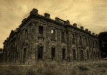 Sutton Scarsdale Hall by David Birchall
