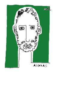 Andras by Anita Dale Livaditis