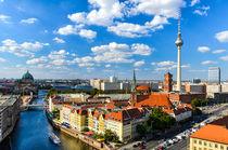 Skyline of Berlin von Michael Abid