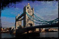 Tower bridge von Doug McRae