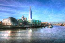 modern London von Doug McRae