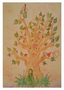 Lebensbaum von ursoluna art