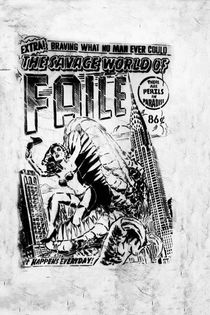 The Savage World of Faile von arey