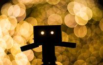 Danbo im Lichterglanz II von elbvue von elbvue