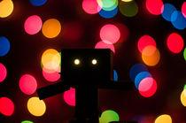 Danbo im Lichterglanz III von elbvue von elbvue
