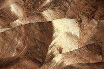 Zabriskie Point Dunes von John Rizzuto