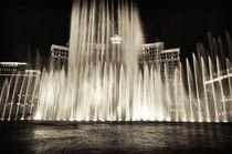Bellagio Fountain Dance von John Rizzuto