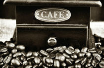 Vintage Cafe by John Rizzuto
