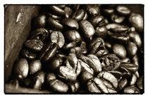 Vintage Coffee Beans von John Rizzuto