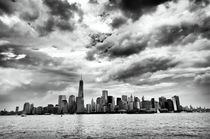 Island of Manhattan 2013 by John Rizzuto