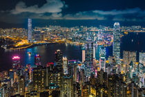 Hong Kong 10 von Tom Uhlenberg