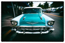 Chevy Bel Air by John Rizzuto