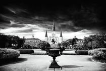 St. Louis Cathedral by John Rizzuto