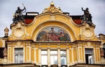 Prague Landmarks von John Rizzuto