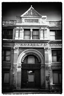 Savannah Cotton Exchange von John Rizzuto