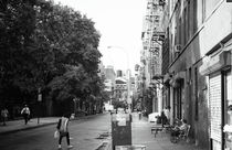 Prince Street 1990s by John Rizzuto