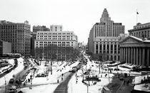 Downtown Snow 1990s von John Rizzuto