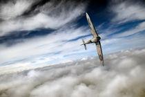 Spitfire solo von flightartworks