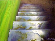 die Treppe by Catherine Désenfant